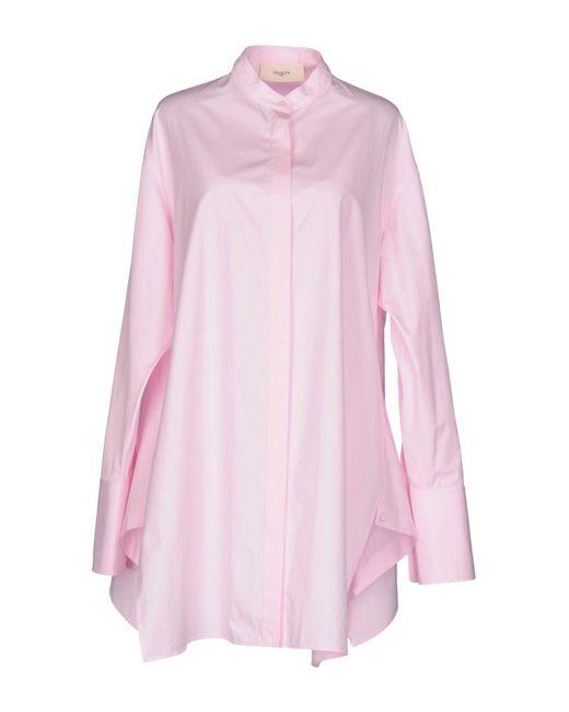 Ports 1961 - Pink Shirt - Lyst