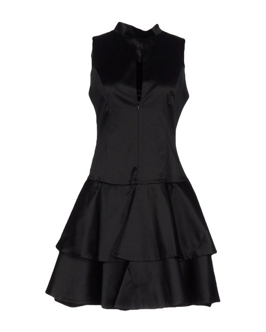 lyst souvenir clubbing short dress in black