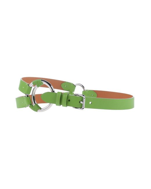 Ralph Lauren - Green Belt - Lyst