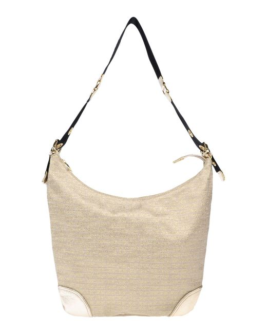 John Richmond - Metallic Shoulder Bags - Lyst