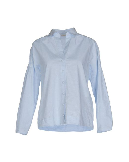 Caliban - Blue Shirt - Lyst