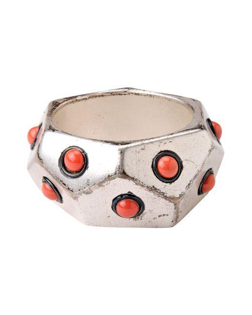 First People First - Orange Bracelet - Lyst