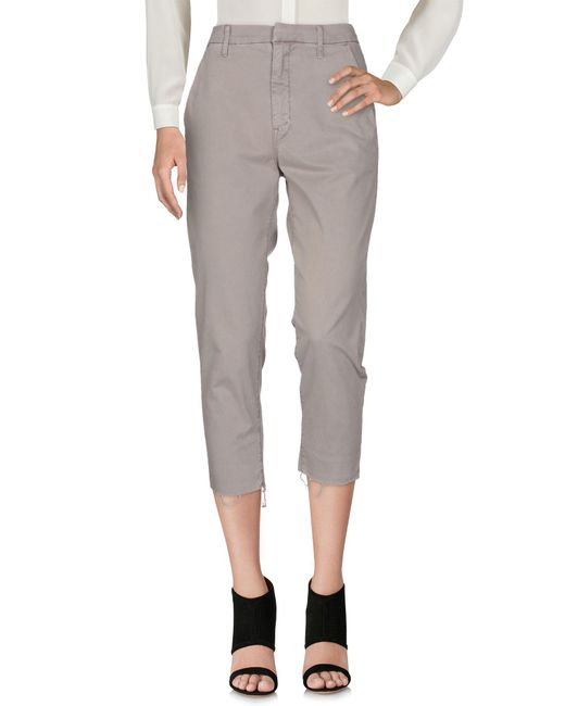 TROUSERS - 3/4-length trousers Mother AkqP7lw
