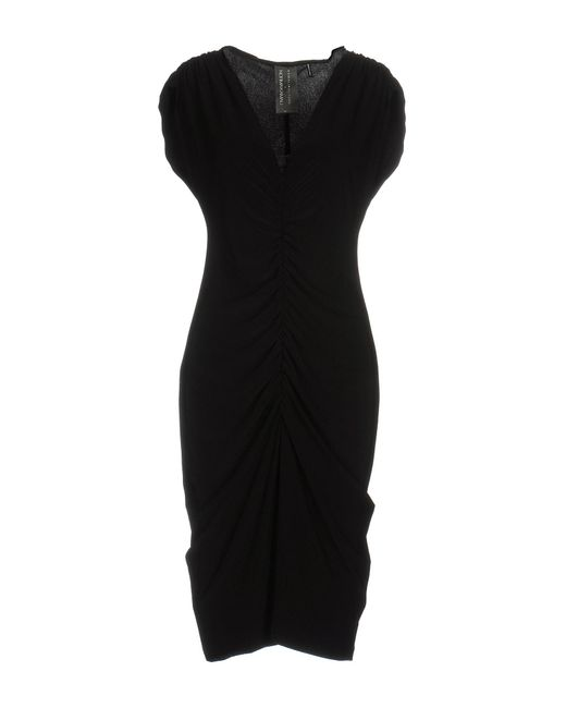 Kamalikulture | Black Knee-length Dress | Lyst