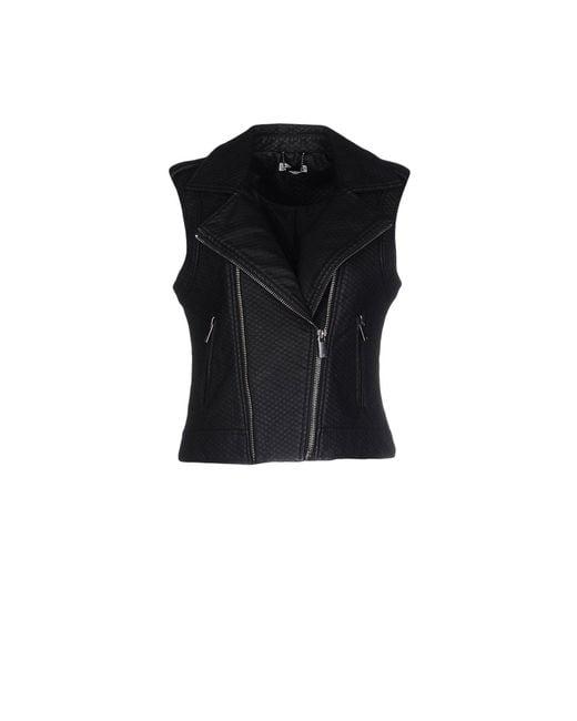 SuperTrash - Black Jacket - Lyst