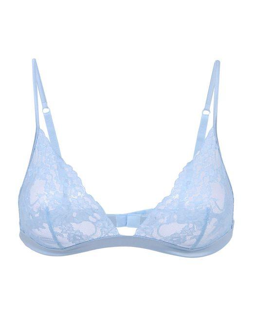 La Perla - Blue Bra - Lyst