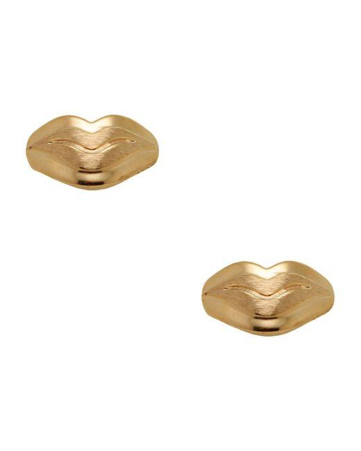 FEDERICA TOSI - Metallic Earrings - Lyst