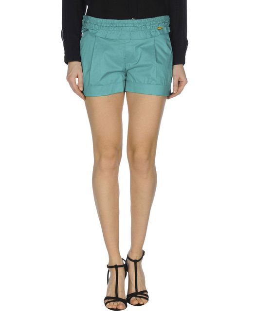 Liu Jo - Blue Shorts - Lyst