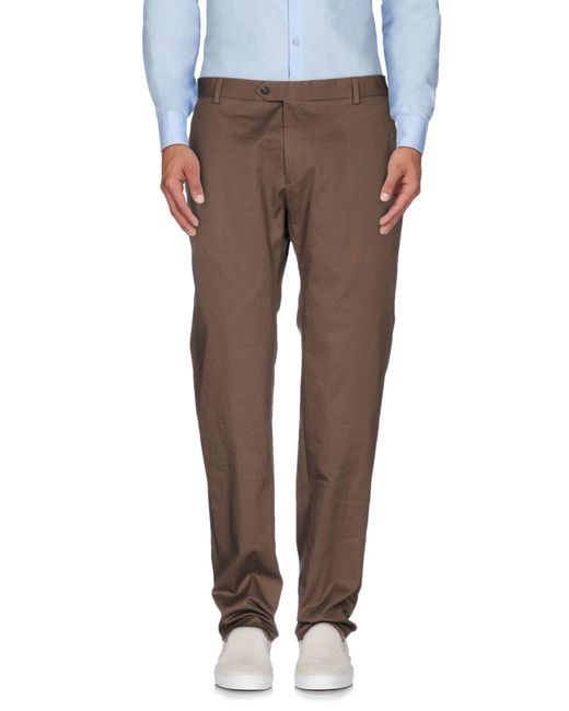 Tonello | Brown Casual Pants for Men | Lyst