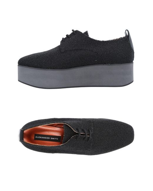 Alexander Smith - Black Lace-up Shoe - Lyst