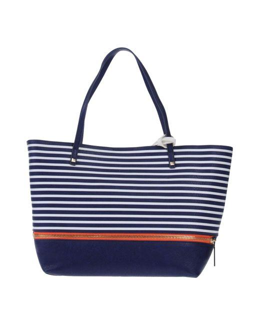 Patrizia Pepe - Blue Handbags - Lyst