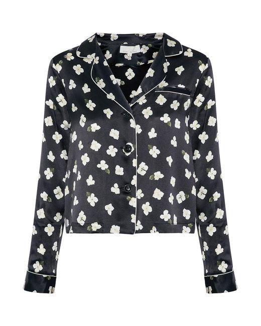 Fleur du Mal - Black Sleepwear - Lyst