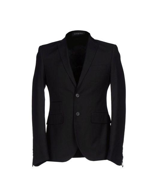 GAUDI - Black Blazer for Men - Lyst