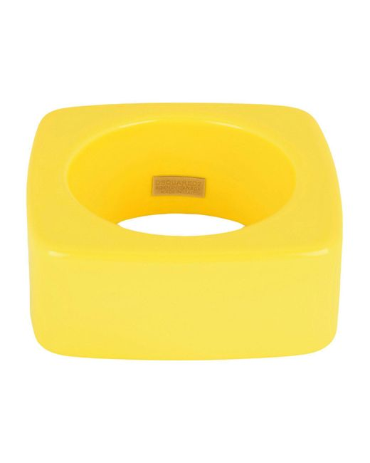 DSquared² - Yellow Bracelets - Lyst