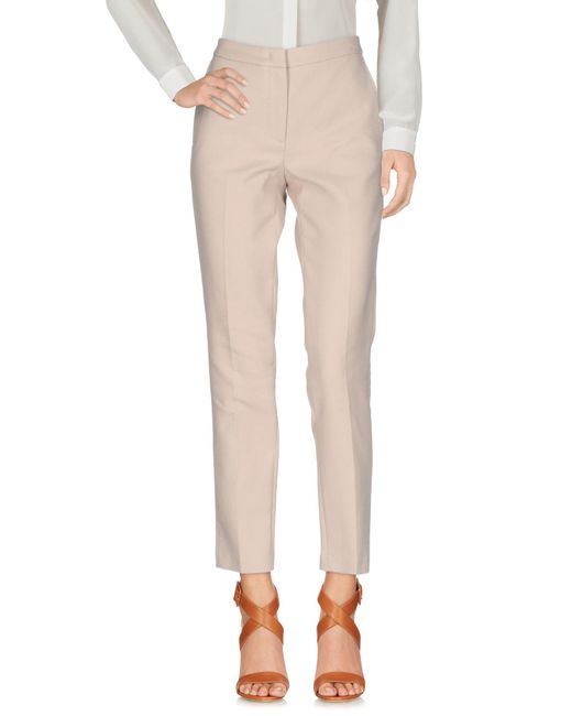 Fabiana Filippi - Natural Casual Pants - Lyst