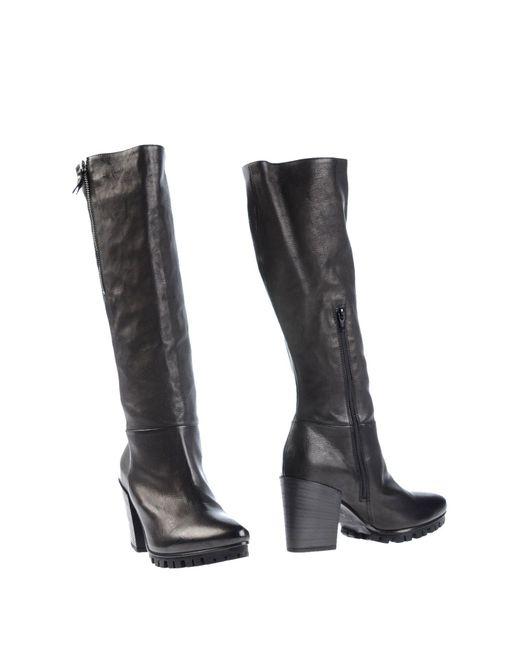 Vic Matié - Black Boots - Lyst