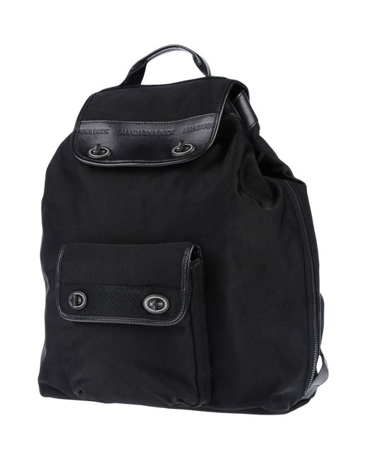 Mandarina Duck - Black Backpacks & Bum Bags for Men - Lyst