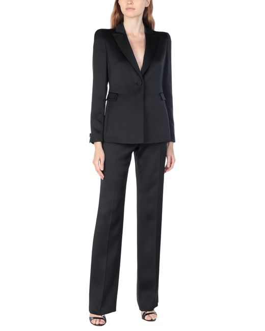 Giorgio Armani Black Women's Suit
