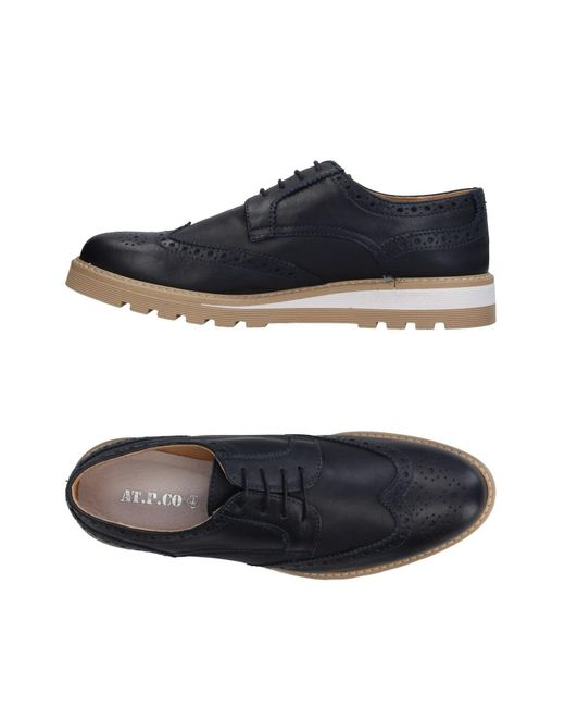 FOOTWEAR - Lace-up shoes AT.P. CO 8R1C2B2L