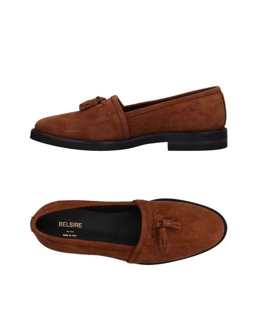 Belsire - Brown Loafer for Men - Lyst