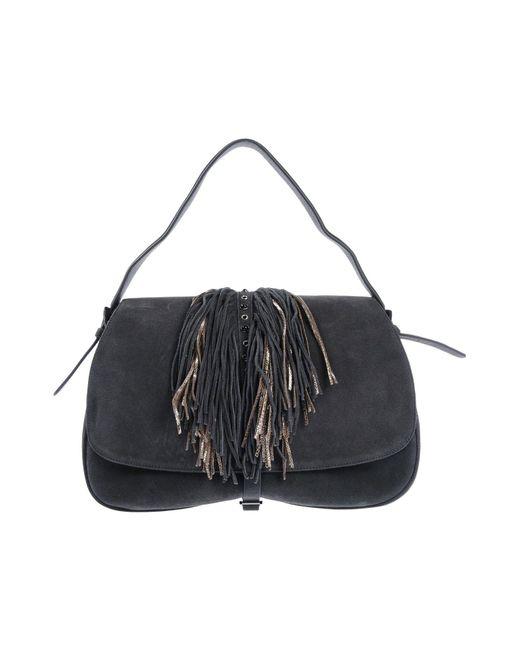 Mia Bag - Black Handbag - Lyst
