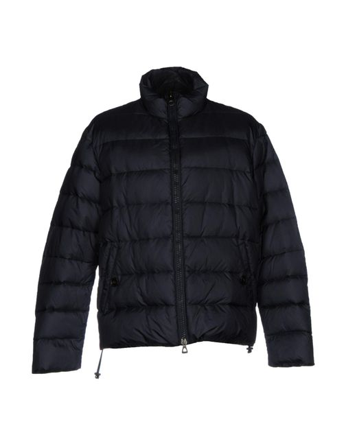 Historic - Blue Down Jackets for Men - Lyst