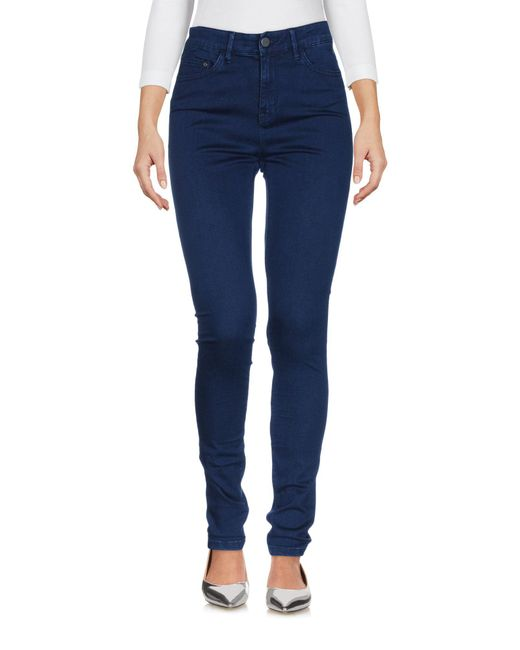 DENIM - Denim trousers Wåven Official Online Discount Authentic Clearance With Mastercard 48uxRRmBSC