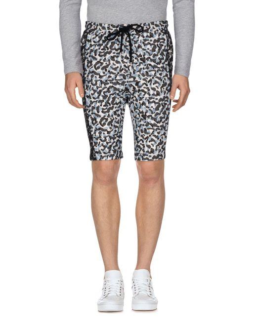 Markus Lupfer - White Bermuda Shorts for Men - Lyst