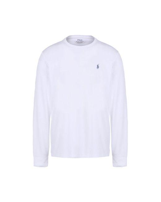 Polo Ralph Lauren - White T-shirt for Men - Lyst