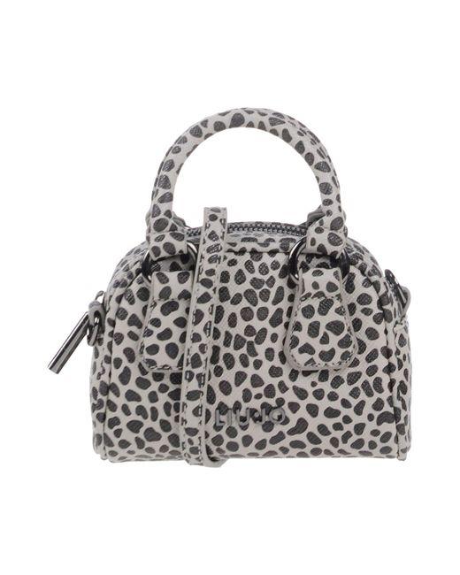 Liu Jo - Gray Handbag - Lyst