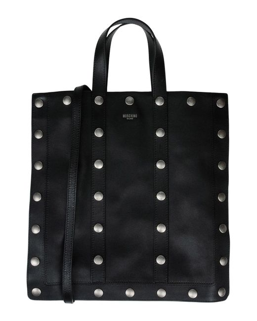 Moschino - Black Handbags - Lyst