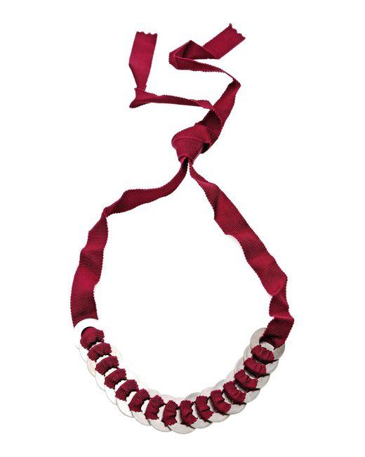 Ligia Dias   Purple Necklace   Lyst