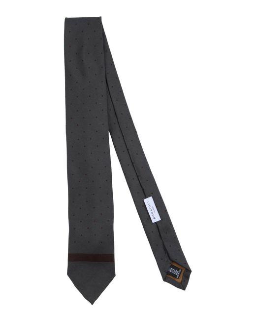 Boglioli | Gray Tie for Men | Lyst