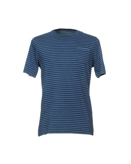 Altea - Blue T-shirt for Men - Lyst