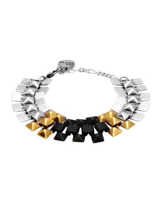 Ela Stone - Metallic Bracelets - Lyst