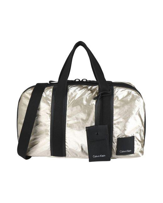 Calvin Klein - Black Luggage - Lyst