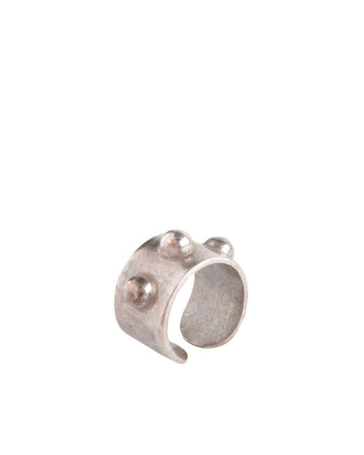Maison Margiela - Metallic Rings - Lyst