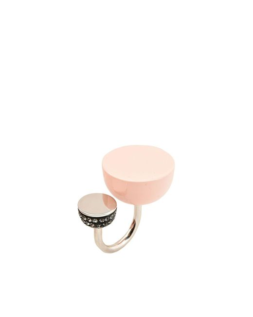 Marc By Marc Jacobs | Pink Ring | Lyst