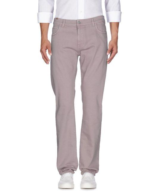 Notify - Gray Denim Pants for Men - Lyst