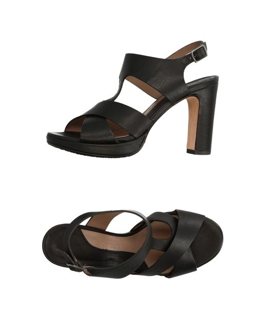 Audley | Black Sandals | Lyst