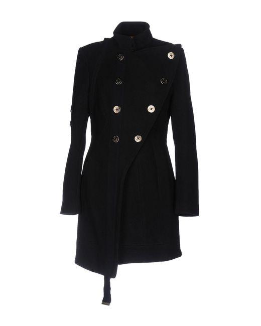Dondup - Blue Coat - Lyst