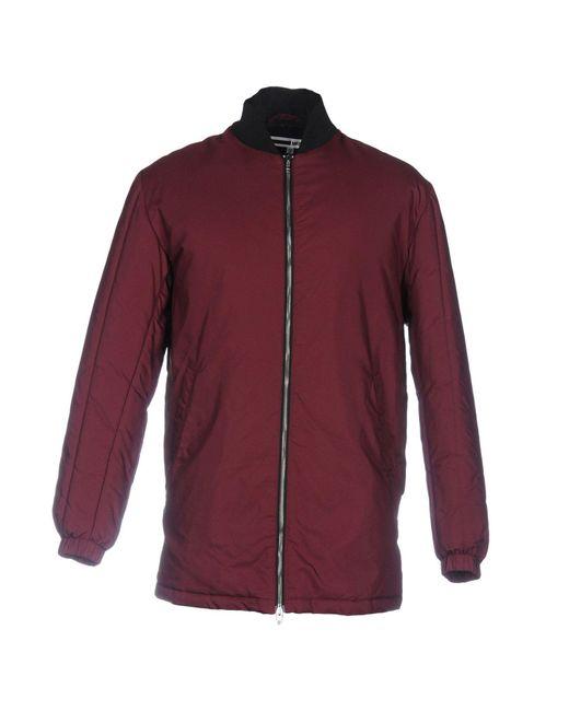 McQ Alexander McQueen - Red Jacket for Men - Lyst