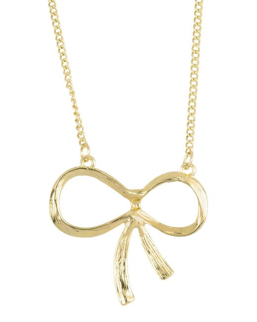 Jolie By Edward Spiers | Metallic Necklace | Lyst