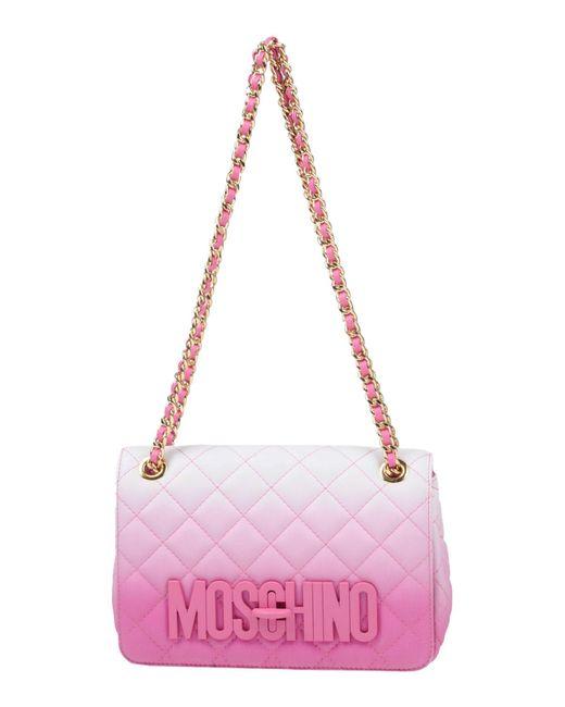 Moschino - Multicolor Shoulder Bag - Lyst