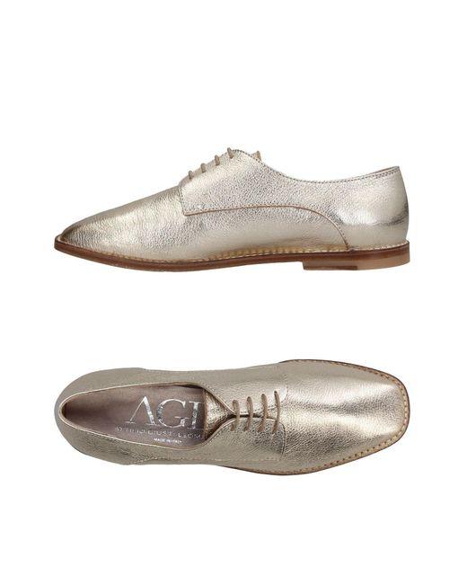 AGL ATTILIO GIUSTI LEOMBRUNI Lace-up shoes 5bqdVd