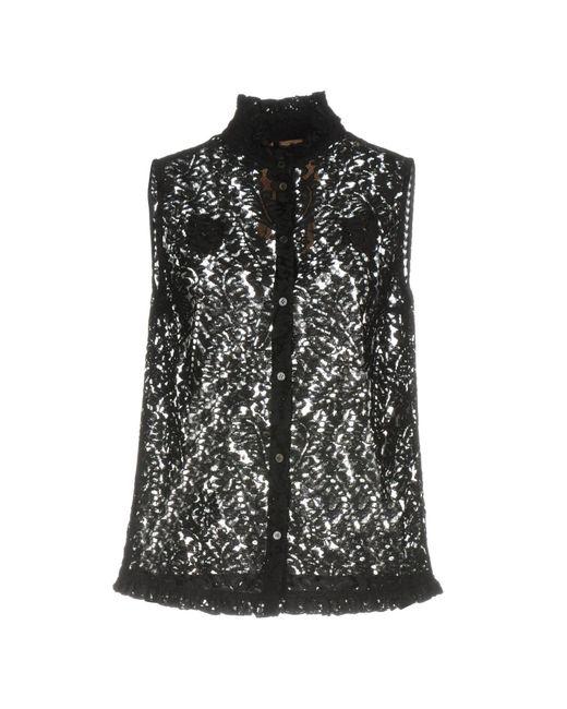 N°21 | Black Shirt | Lyst