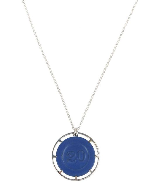 First People First - Metallic Necklaces - Lyst