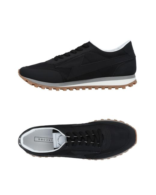Marc Jacobs - Black Low-tops & Sneakers for Men - Lyst
