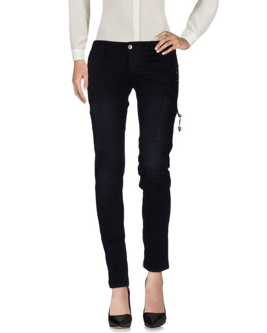 Jfour - Black Casual Pants - Lyst