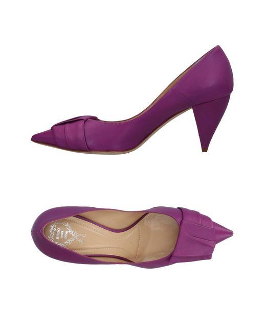 Rodo - Purple Pump - Lyst